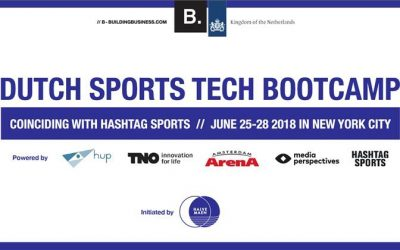 Dutch Sports Tech Bootcamp
