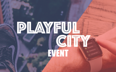 Playful City Event in Utrecht & Eindhoven!
