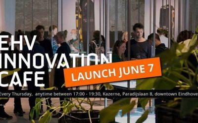 Lancering van het EHV innovation Cáfe