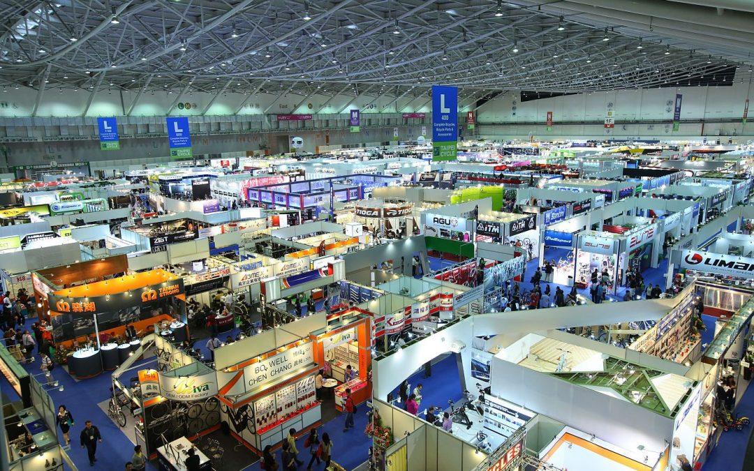Bedrijvenmissie & SportTechMatch tijdens Taipei International Cycle Show in Taiwan