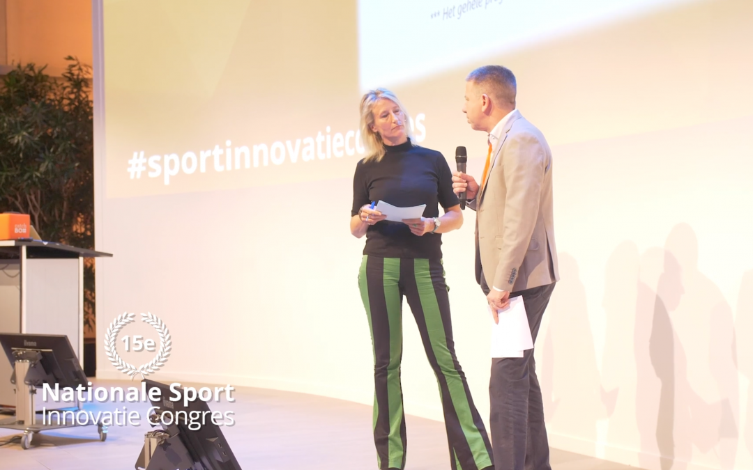 Terugblik 15e Nationale Sport Innovatie Congres