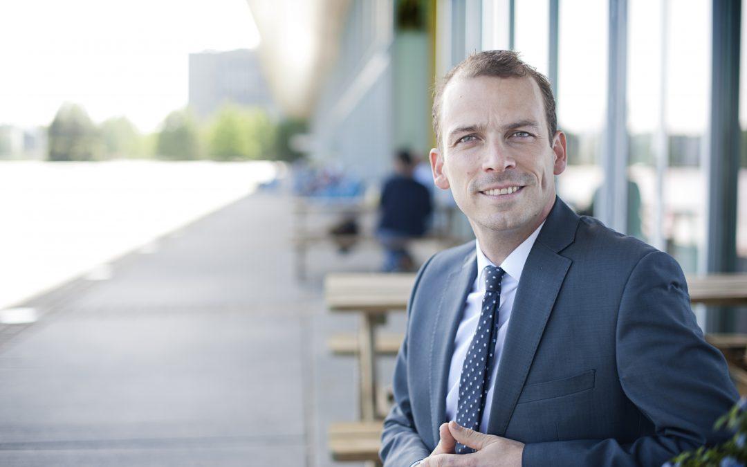 Eindhovense wethouder in Topteam Sport