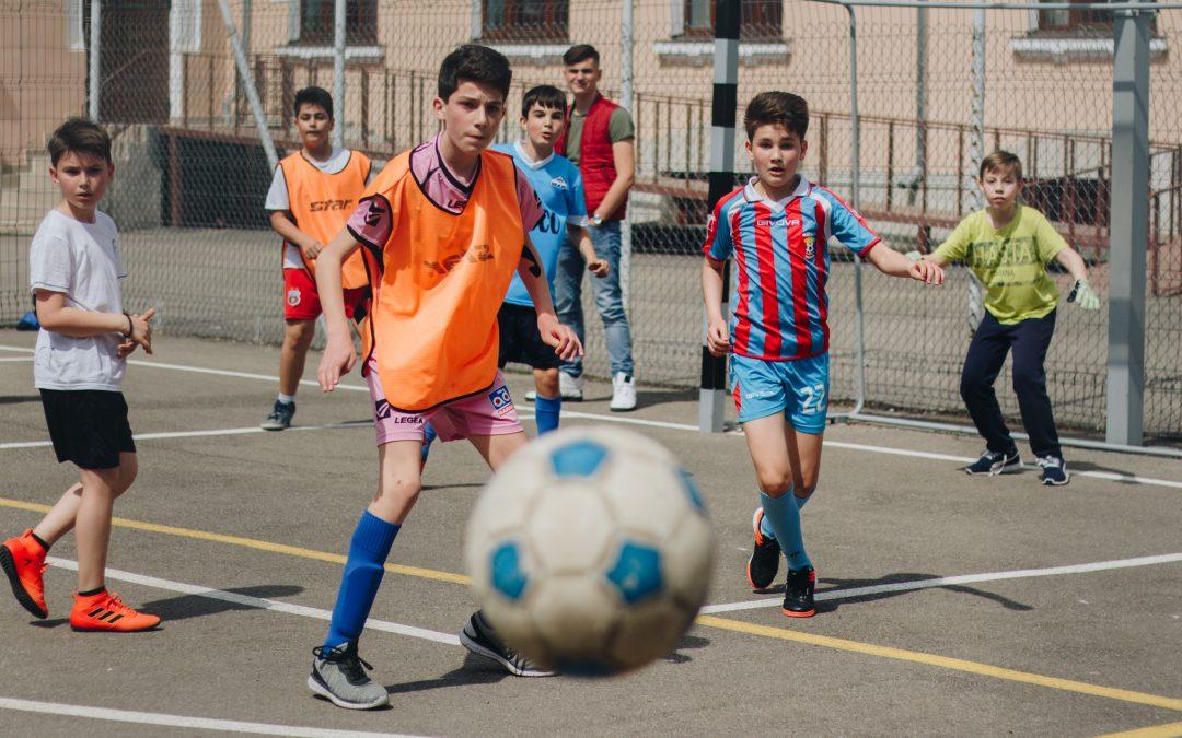 Lab Bewegen in het Onderwijs – subsidie sportinnovator