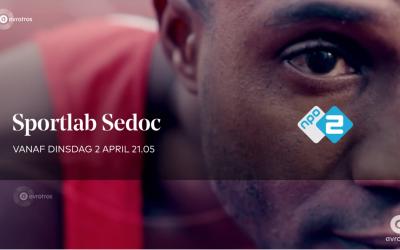 Sportlab Sedoc: SportFieldLabs in beeld!
