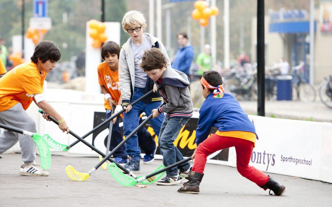Innovaties gepresenteerd op sport en vitaliteitsgebied tijdens European Hockey League