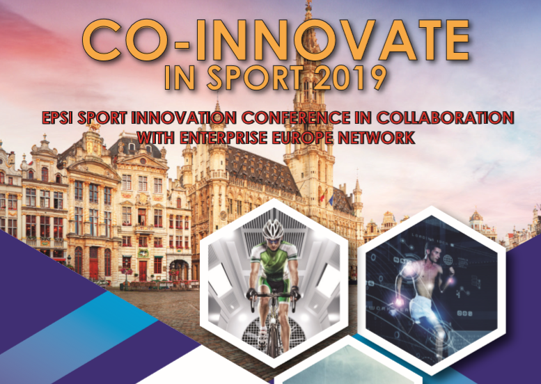 EPSI Conferentie: Co-innovation in sport 2019