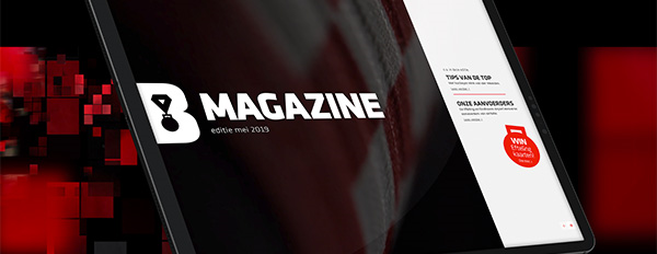 BrabantSport lanceert eerste digitale magazine!