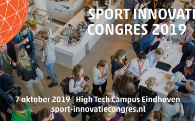 Unieke verbinding tussen bedrijfsleven, sport en vitaliteit tijdens Sport Innovatie Congres