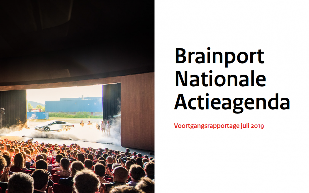 Update: Brainport Nationale Actieagenda en Regio Deal Brainport Eindhoven