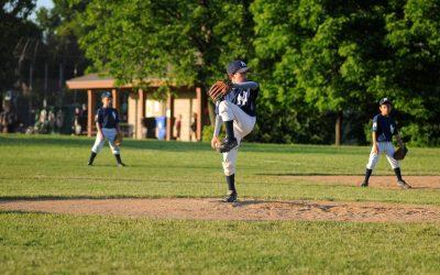 Feedbacksysteem helpt honkballers beter te werpen
