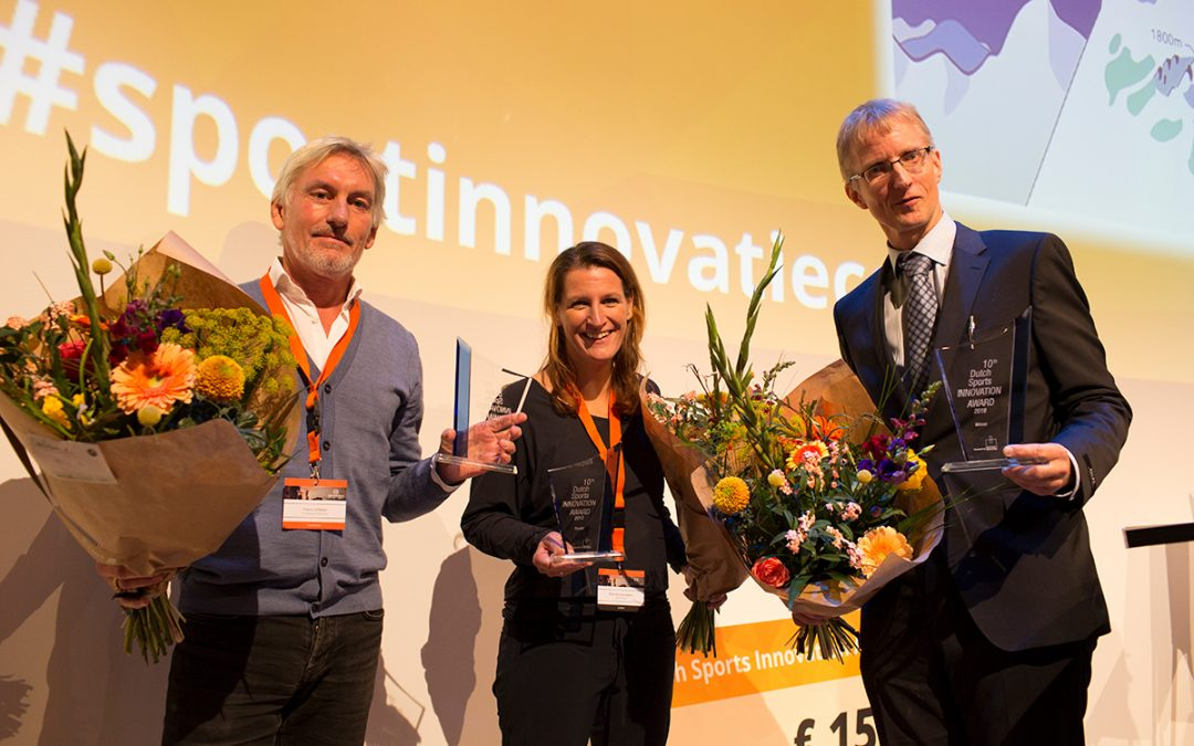 Finalisten 11e Dutch Sports Innovation Award zijn bekend!