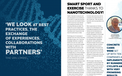 Nano4Sports: Technology for a sportive lifestyle – Casebook online