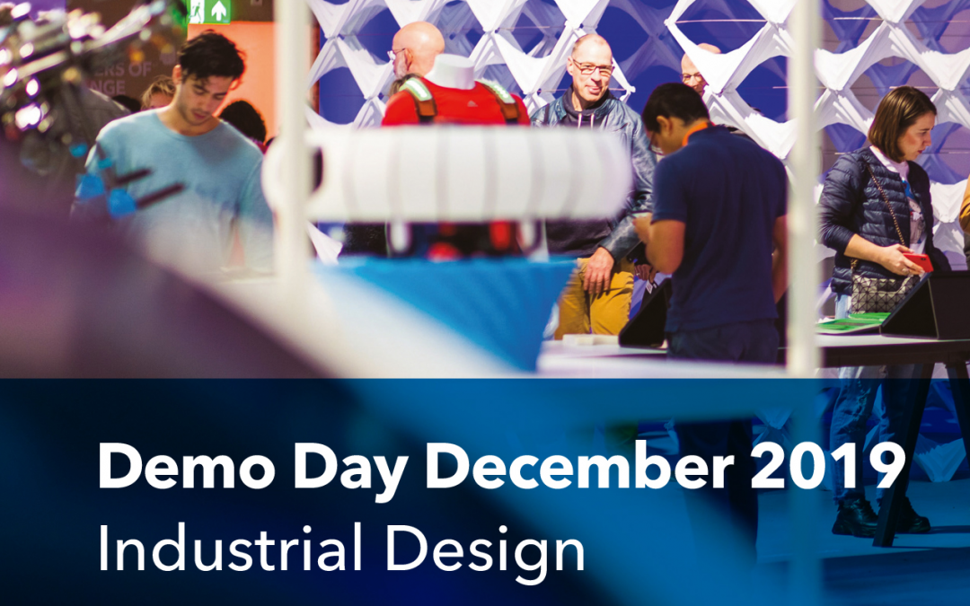 20 dec Demo Day op de TU/e: studenten Industrial Design tonen producten