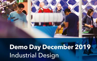 20 dec Demo Day op de TU/e: studenten Industrial Design tonen producten