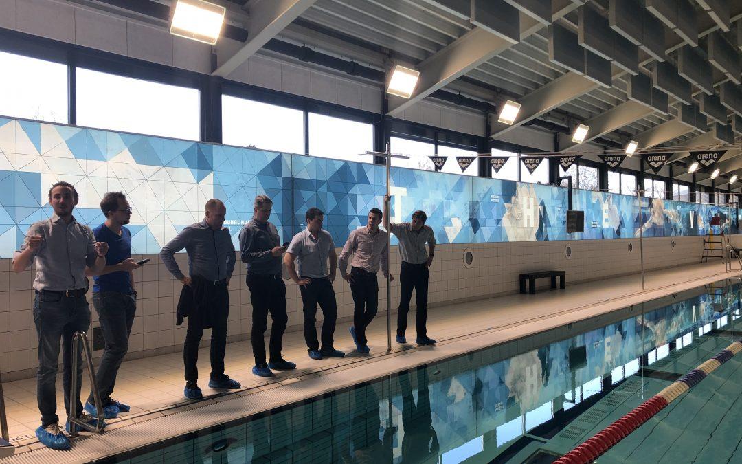 Staff Exchange week Inno4sports in Eindhoven