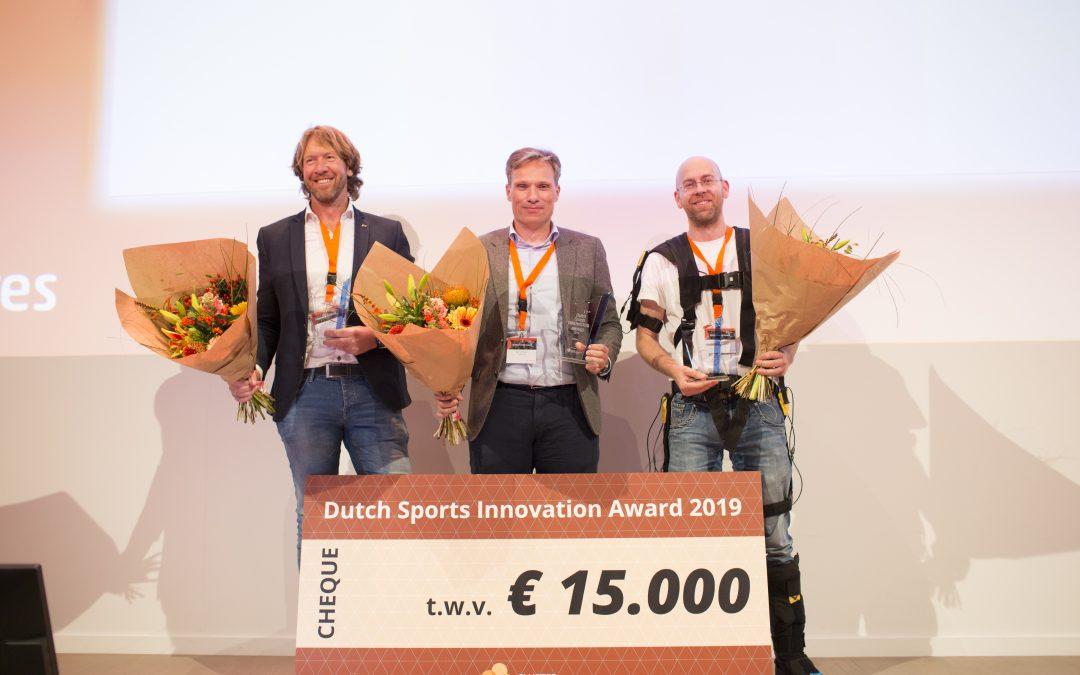 Finalist Dutch Sports Innovation Award 'Pillow's Willow VR' wordt mede SX bewoner
