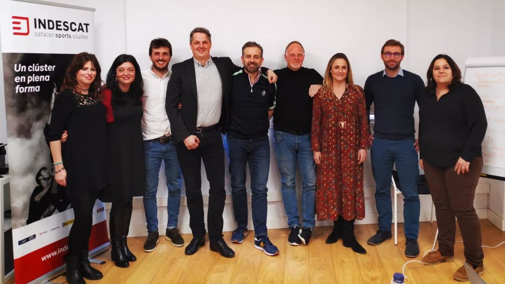Kick-off meeting project SmartSport4GoodLife