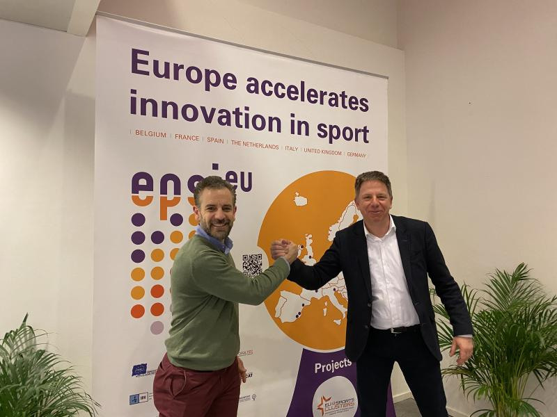 Inno4sports project: belangrijk voor een vitale samenleving!