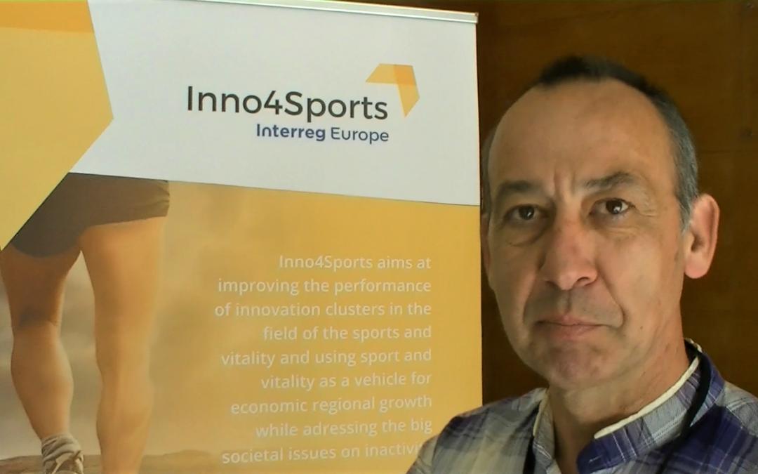 Projectpartner van Inno4Sports 'Het belang van sport groeit in Valencia'