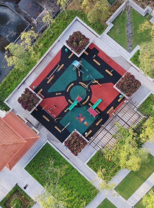 PLAYCE X stimuleert veelzijdig bewegen in openbare ruimte