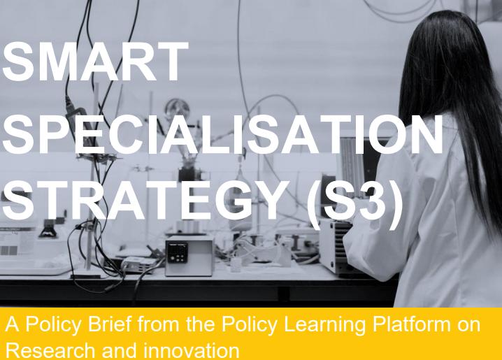 Inno4Sports in beleidsnotitie 'Smart Specialisation Strategy'