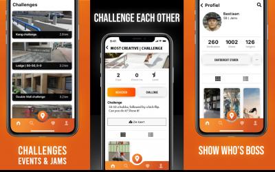Urban scene deelt de vetste tricks met nieuwe app CityLegends
