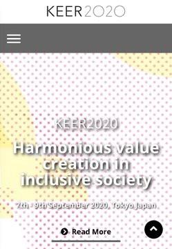 Onderzoek van Vitality Living Lab project wordt gepresenteerd tijdens KEER2020