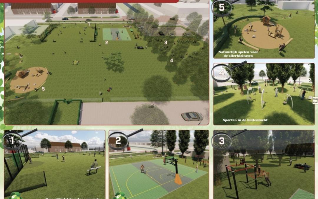 Case in the spotlight: Sporten en bewegen in de openbare ruimte in Vught