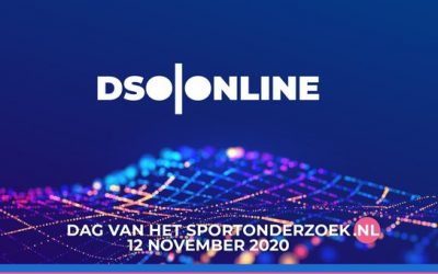 Dag van het Sportonderzoek vindt online plaats