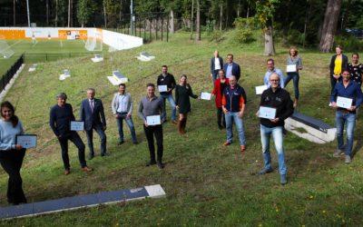 Fieldlabs uit ons cluster 'Certified Partner' van Sportinnovator