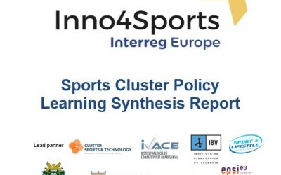 Rapport met resultaten en vervolgstappen fase 1 Inno4sports Project online!